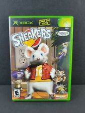 Sneakers (Microsoft Xbox, 2002) Game Disc w/ Case Toys R Us Exclusive TESTED