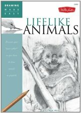 Lifelike Animals: Discover your Inner Artist as yo