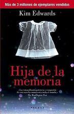 Hija de la memoria (Spanish Edition)-ExLibrary