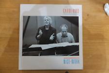 CAROL KIDD-NICE WORK-LINN RECORDS-AKH-006-1987-RARE VINYL ISSUE