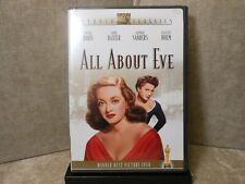 All About Eve (Dvd, 2003, Studio Classics) Full Screen, Very Good #1617