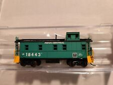 Atlas Trainman Penn Central Caboose N Scale