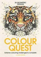 Colour Quest (Colouring Books) by Webster, Joanna, NEW Book, FREE & Fast Deliver