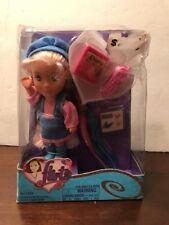 """2004 KID KORE- Flirts Lil Bratz Type 4.5 """" Doll Blonde Hair  R2"""