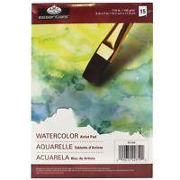 watercolour paper pad artist painting pad small pocket sizes Royal