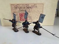 East of India SCA24T - Tokugawa Troops - 2nd line of assault white flags