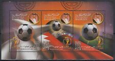 Bahrain 2002 used Bl.14 Sport Sports Fußball Football Flagge Flag [g2141]
