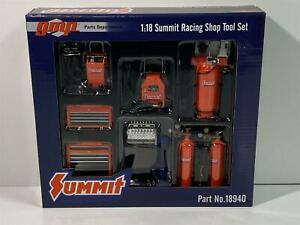 Summit Racing Shop Set 1:18 Scale GMP 18940