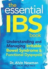 The Essential IBS Book: Understanding and Managing Irritable Bowel-ExLibrary