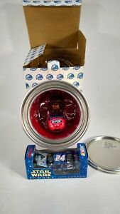 Jeff Gordon 2002 Action 1/64 #24 DuPont Diecast in Replica Paint Can + Star Wars