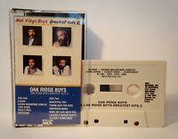 Oak Ridge Boys - Greatest Hits 2 1984 Cassette