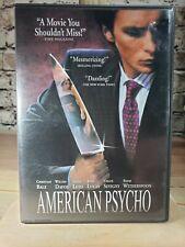 American Psycho (Dvd, 2003, Widescreen)