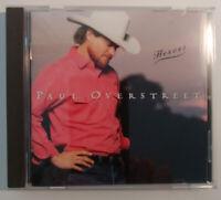 PAUL OVERSTREET - HEROES CD
