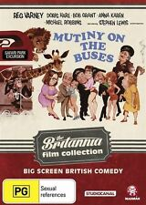 Mutiny on the Buses: Britannia Collection NEW R4 DVD