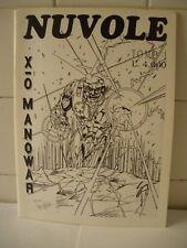 Nuvole n.1 Pubblicazione amatoriale Inverno 1994.
