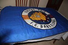 BANDERA DE LOS ULTRAS DEL FC BARCELONA BOIXOS NOIS DE 80S 90S Supporters  Barça ada5bc3bc44