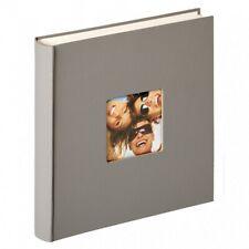 Walther Fun FA-208-X Buchalbum 30x30 grau Standardalben Fotoalben & -boxen