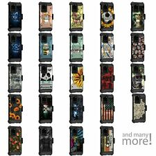 For Samsung Galaxy S20 ULTRA (6.9) Heavy Duty Holster Belt Clip Case