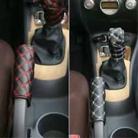 Waterproof Car Accessories Knob Cover Gear Universal Knob Gear Covers LP