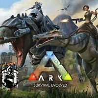 ARK: Survival Evolved - Global NEW Steam Account, Fast Delivery (Data Change)