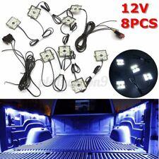8pc Truck Bed Super White Led Lighting Light For Chevy Dodge Pickup GMC Truck US