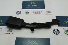 VW GOLF MK7 2013-2020 PASSENGER LEFT FRONT SEAT BELT BUCKLE 5G4857755B
