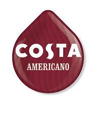 24 X Tassimo Costa Americano Caffè T-Disc (VENDUTE SCIOLTE)
