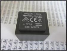 Print Trafo 230V 50 Hz 9V 2,3 VA V30AJ-18A19P7 1 Stück
