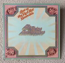 "Factory Sealed-FLYING BURRITO BROTHERS-""Last of The Red Hot Burritos"" A&M SP4343"