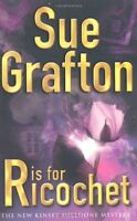 R is for Ricochet By Sue Grafton. 9780330488341
