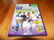 KINECT SPORTS Boxing Tennis Volleyball Track Bowling Soccer XBOX 360 X-BOX GAME