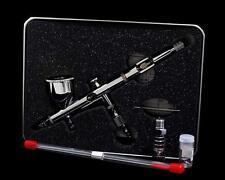New Royalmax 0.2mm Airbrush Dual Action Tattoo Spray Gun Kit 180NEW