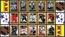 2009 Panini NHL Hockey Stickers Set of 364 Erik Karlsson Tavares Duchene Rookie