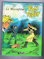 CRAENHALS. Le Microfilm. Pom et Teddy. Lefrancq 1996