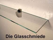 Ablagen, Schalen & Körbe Möbel & Wohnen Glasablage 50 Cm Hell In Farbe