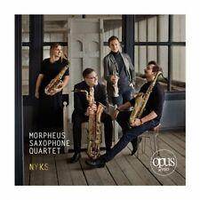 Morpheus Saxophone Quartet - NYKS CD