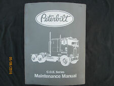 Heavy Equipment Manuals Books for Peterbilt eBay