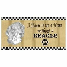 Aluminium Novelty Decorative Plaques & Signs