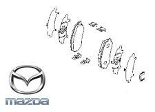 Genuine Mazda 6 2014-2016 Pastiglie Freno Anteriore-ghy13328z