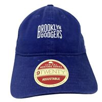 New Era BROOKLYN DODGERS 9Twenty 920 Heritage Series Strapback Hat Cap