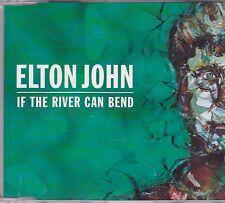 Elton John-If The River Can Bend cd maxi single
