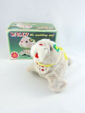 SALLY the Waddling Seal ALPS Japan Battery Operated 1981 toy in Original Box iob