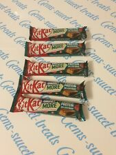 5 x Kitkat Chunky More Protein Raspberries & Hazelnuts 42g