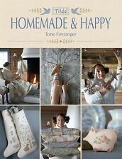 Tilda Homemade and Happy New Book