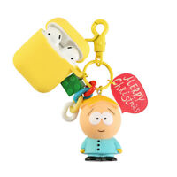 Cartoon SouthPark Case Cover Holder for Wireless Headset Airpods 1/2 Gen Pro