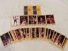 1993 Classic NBA Draft Picks Complete 110 Card Set NM/Mint