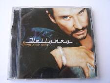 cd johnny hallyday: sang pour sang
