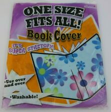 It's Academic Stretchable Fabric School Book Cover 13 7/8