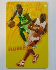 NBA Milwaukee Bucks Michael Redd & LA Lakers Kobe Bryant 2005-06 Basketball Card