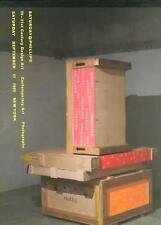 Phillips /// 20-21st Design Deco Art + Photos + More Post Auction Catalog 2005